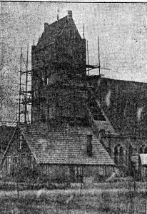 Bouw Bonifatiuskerk 1934 - II