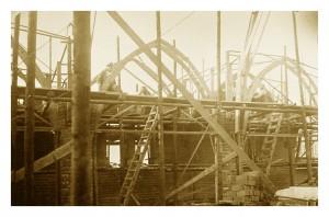 Bouw Bonifatiuskerk 1934 - I