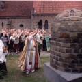 Wijding Mariakapel achter de kerk