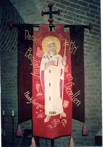 Vaandel Bonifatius uit 1936