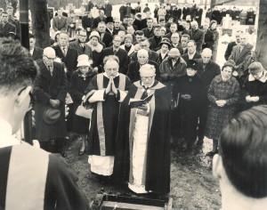 begravenis Brandsma 5-1-1963